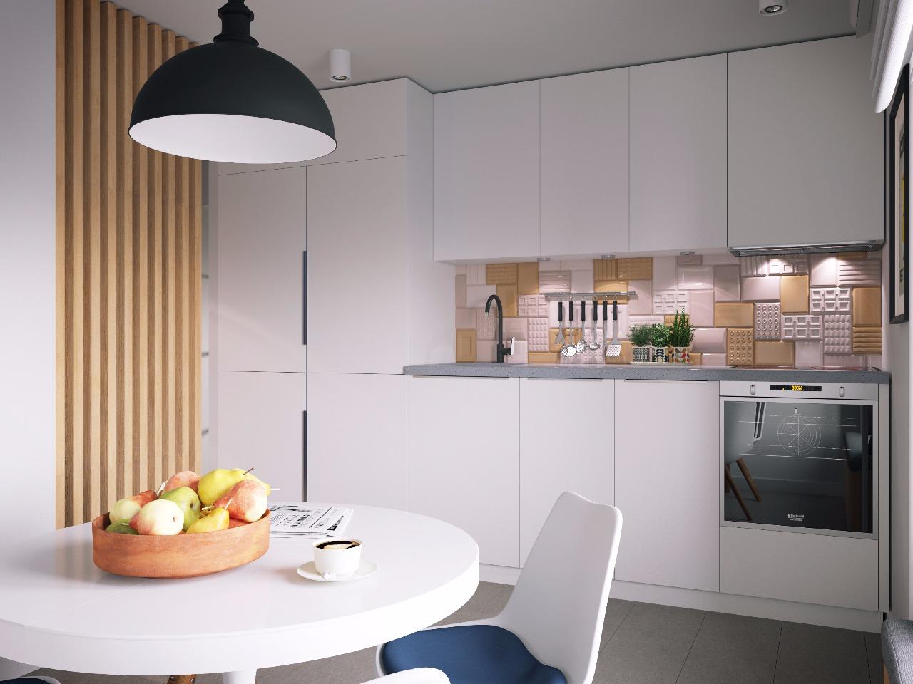 Идеи для кухни 7.1 кв.м фото