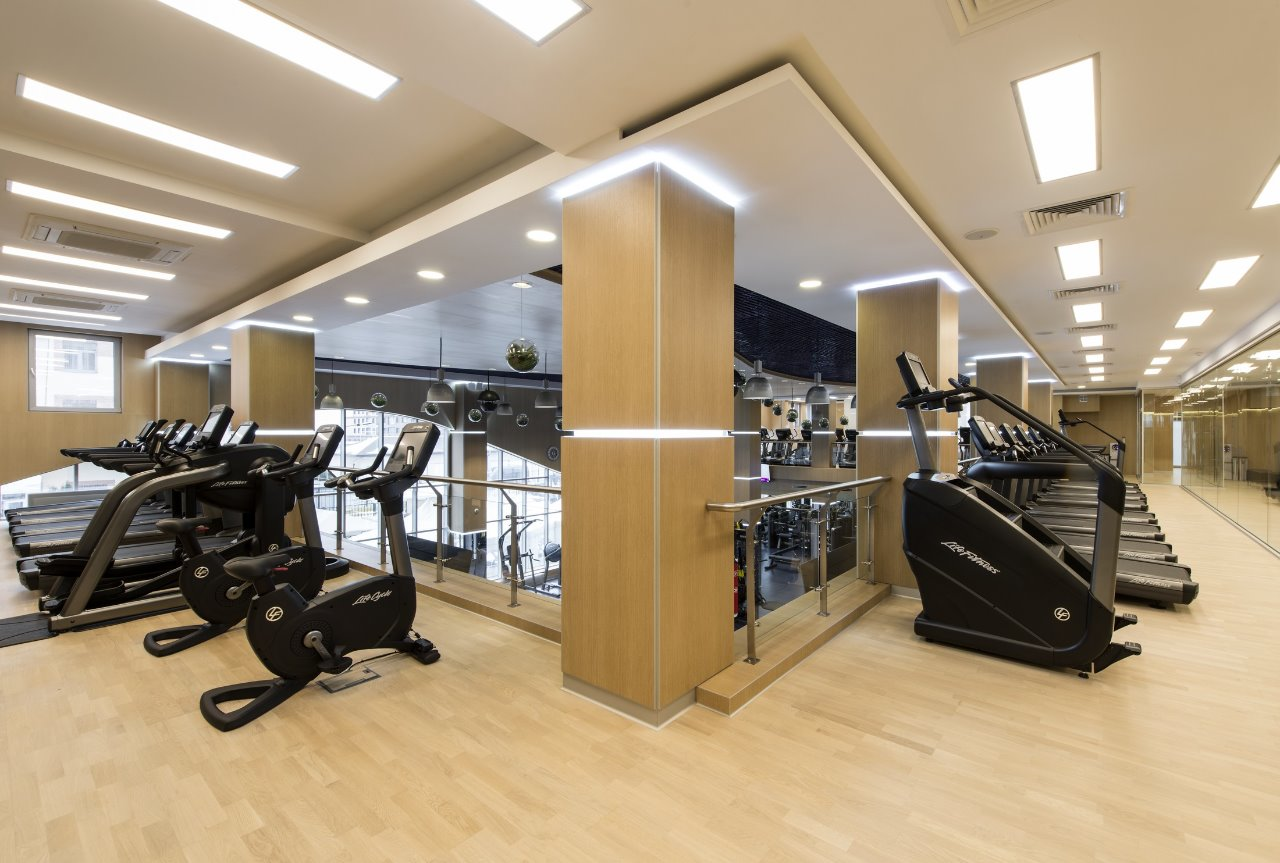 Интерьер документация кардио балкон фитнес центр дубровка сп.