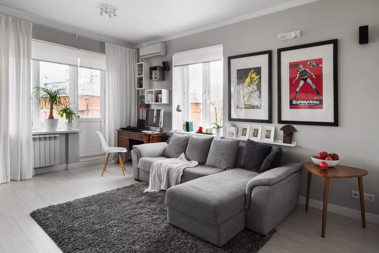 Дизайн квартиры стандартной хрущевки